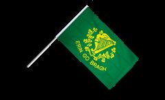 Ireland Erin Go Bragh Hand Waving Flag - 2 x 3 ft.