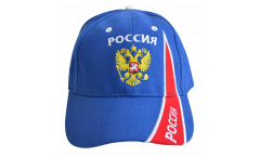 Russia Cap, nation