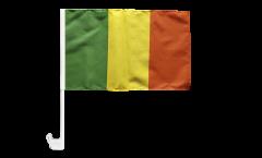Mali Car Flag - 12 x 16 inch