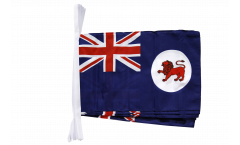 Australia South Bunting Flags - 12 x 18 inch