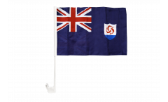 Anguilla Car Flag - 12 x 16 inch