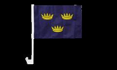 Ireland Munster Car Flag - 12 x 16 inch