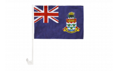 Cayman Islands Car Flag - 12 x 16 inch