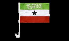 Somaliland Car Flag - 12 x 16 inch