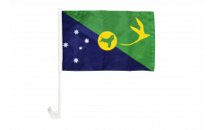 Christmas Island Car Flag - 12 x 16 inch