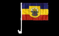 Germany Mecklenburg old Car Flag - 12 x 16 inch