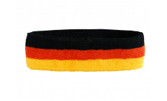 Germany Headband / sweatband - 6 x 21cm