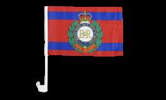 Great Britain British Army Royal Engineers Car Flag - 12 x 16 inch