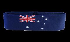 Australia Headband / sweatband - 6 x 21cm