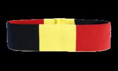 Belgium Headband / sweatband - 6 x 21cm