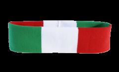 Italy Headband / sweatband - 6 x 21cm