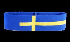 Sweden Headband / sweatband - 6 x 21cm