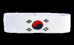 South Korea Headband / sweatband - 6 x 21cm