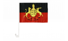 Germany Württemberg Car Flag - 12 x 16 inch