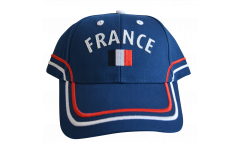 France Cap, nation