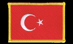 Turkey Patch, Badge - 3.15 x 2.35 inch