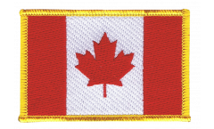 Canada Patch, Badge - 3.15 x 2.35 inch