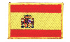 Spain Patch, Badge - 3.15 x 2.35 inch