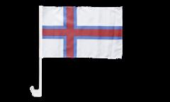 Faroe Islands Car Flag - 12 x 16 inch