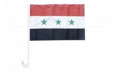 Iraq without writing 1963-1991 Car Flag - 12 x 16 inch