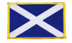 Scotland Patch, Badge - 3.15 x 2.35 inch