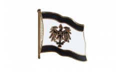 Prussia Flag Pin, Badge - 1 x 1 inch