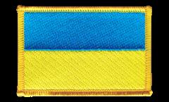 Ukraine Patch, Badge - 3.15 x 2.35 inch