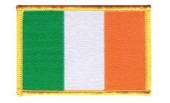 Ireland Patch, Badge - 3.15 x 2.35 inch