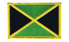 Jamaica Patch, Badge - 3.15 x 2.35 inch