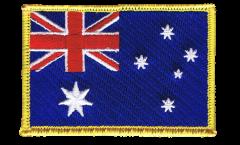 Australia Patch, Badge - 3.15 x 2.35 inch