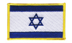 Israel Patch, Badge - 3.15 x 2.35 inch
