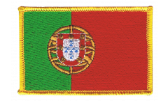 Portugal Patch, Badge - 3.15 x 2.35 inch
