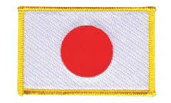Japan Patch, Badge - 3.15 x 2.35 inch