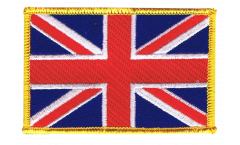 Great Britain Patch, Badge - 3.15 x 2.35 inch