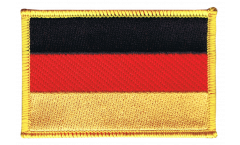 Germany Patch, Badge - 3.15 x 2.35 inch