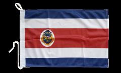 Costa Rica Boat Flag - 12 x 16 inch