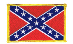 USA Southern United States Patch, Badge - 3.15 x 2.35 inch