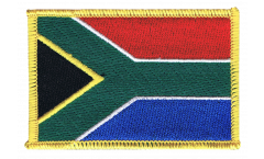 South Africa Patch, Badge - 3.15 x 2.35 inch
