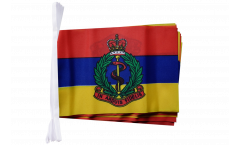 Great Britain Royal Army Medical Corps Bunting Flags - 5.9 x 8.65 inch