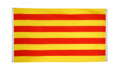 Spain Catalonia Flag for balcony - 3 x 5 ft.