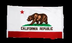 USA California Flag for balcony - 3 x 5 ft.