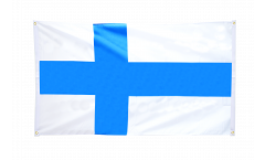 Finland Flag for balcony - 3 x 5 ft.