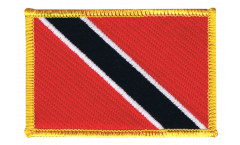Trinidad and Tobago Patch, Badge - 3.15 x 2.35 inch