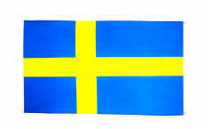 Sweden Flag for balcony - 3 x 5 ft.