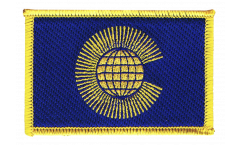 Commonwealth Patch, Badge - 3.15 x 2.35 inch