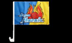 Phoenix Hagen Car Flag - 12 x 16 inch