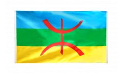Berber Amazigh Flag for balcony - 3 x 5 ft.