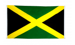 Jamaica Flag for balcony - 3 x 5 ft.