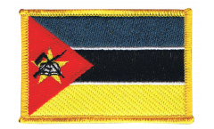 Mozambique Patch, Badge - 3.15 x 2.35 inch