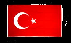 Turkey Flag for balcony - 3 x 5 ft.